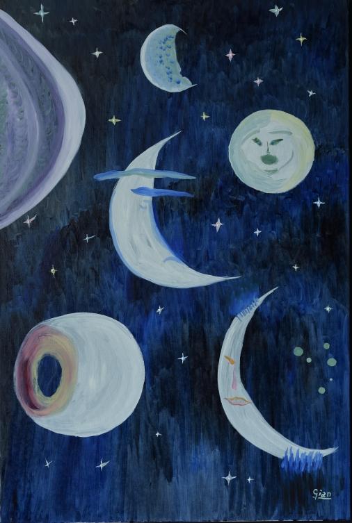 Le sette lune